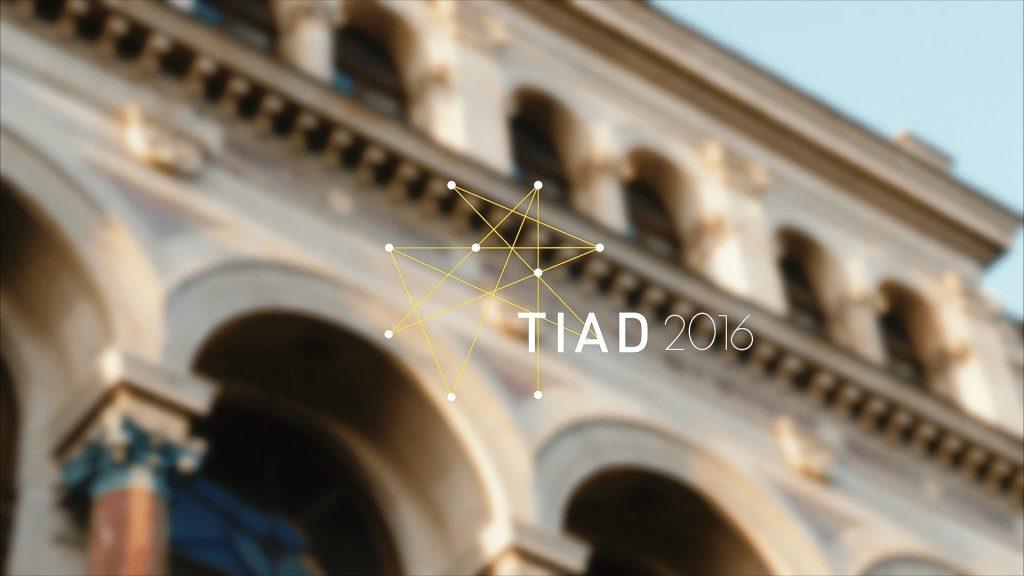 TIAD 2016 by D2SI - Teaser 4K
